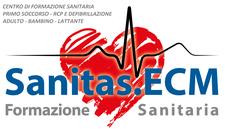 Sanitas.ECM - Formazione Sanitaria logo