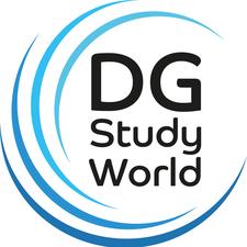 DG Study World logo