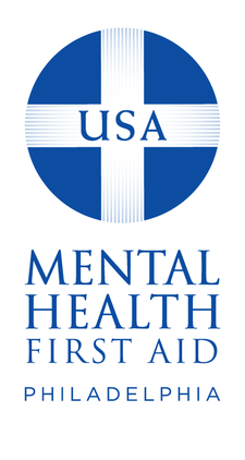 Mental Health First Aid Philadelphia, DBHIDS.org logo