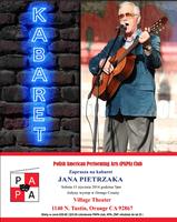"Kabaret Jana Pietrzaka ""Potega Smiechu"""
