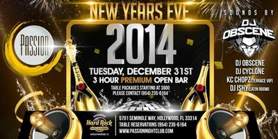 "NEW YEARS EVE 2014 @ Passion Nightclub Hosted by ""DJ..."