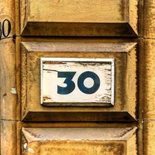 30 Chapel Street  logo