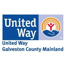 United Way Galveston County Mainland logo