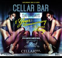 Cellar Bar Saturdays