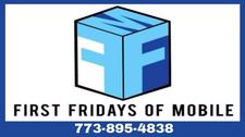 FIRST FRIDAYS OF MOBILE logo