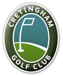 Cretingham Golf Club and Country Lodges  logo