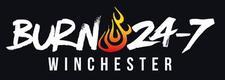 Burn 24-7 Winchester logo