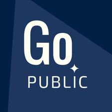Go Public logo