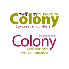 The Colony Networking Group logo