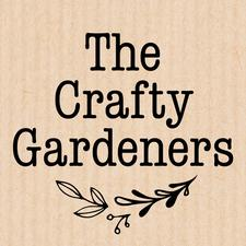 The Crafty Gardeners  logo