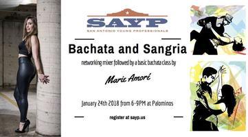 SAYP Bachata and Sangria Social