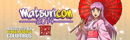 Matsuricon 2014