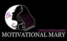 Motivational Mary  logo