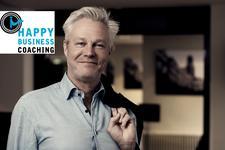 Happy Business Coaching - Hans van de Rakt logo