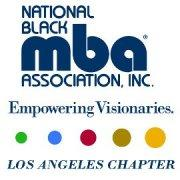National Black MBA Association Los Angeles Chapter logo