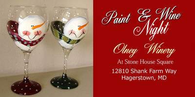 Olney Winery Paint Event