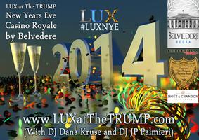 New Years Eve LUX at The TRUMP Casino Royale by...