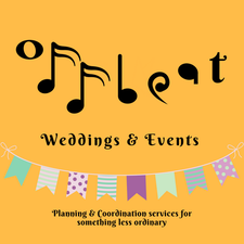 OffBeat Weddings & Events logo