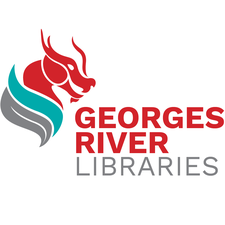 Georges River Libraries logo