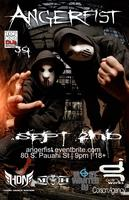 ANGERFIST 2012 TOUR | Sept 2nd | Honolulu