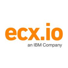 ecx.io - an IBM Company logo