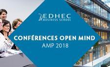 Conférences Open Mind logo