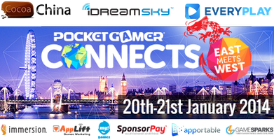 Pocket Gamer Connects: East meets West