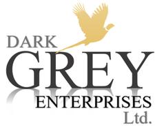DARK GREY BUSINESS EVENTS TEAM logo