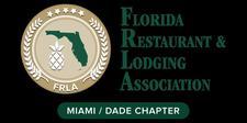 Florida Restaurant & Lodging Association Miami Chapter  logo
