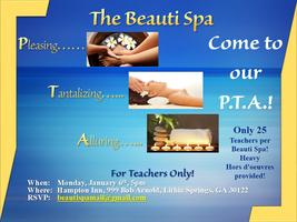 The Beauti Spa - Teacher's Spa