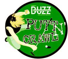10th Annual Jax Beach Putt N' Crawl - Pub Crawl - 2014