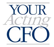 Your Acting CFO logo