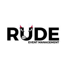 Rude Events and Artist Management logo
