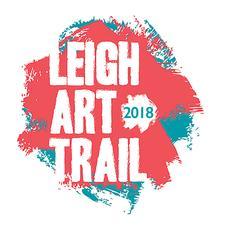 Leigh Art Trail logo