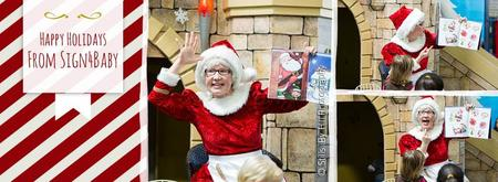 2nd Annual Signing Mrs Claus