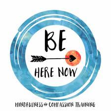 Jennifer Finch, M.A.,LPC, NBCC,CMI, CBCT® Founder of Be Here Now Mindfulness, LLC logo