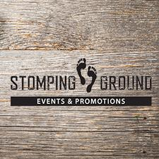 Stomping Ground Events & Promotions logo
