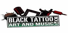 Detroit Black Tattoo Art & Music Expo  logo