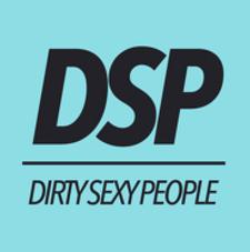 Dirty Sexy People- Mondays at Unit 1 logo