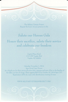 Salute to our Heroes Gala