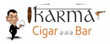 Karma Cigar Bar logo