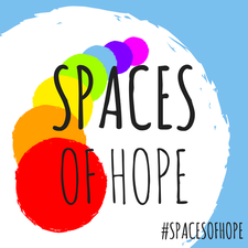 Spaces of Hope Hubs Network logo