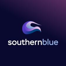 Southern Blue and the AgileHR Community  logo