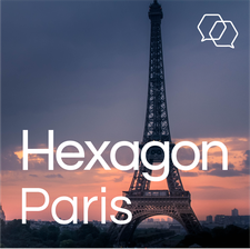 Hexagon UX Paris logo