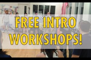 April Free Workshops