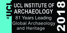 UCL Institute of Archaeology logo