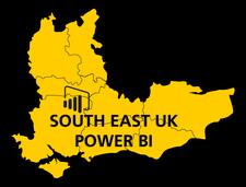 South East UK Power BI Group logo