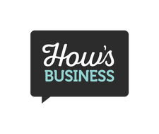 How's Business logo