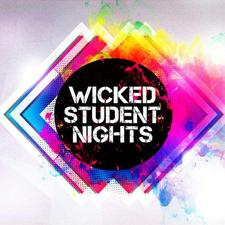 Wicked Student Nights  logo