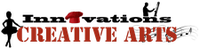 Innovations in Creative Arts  logo